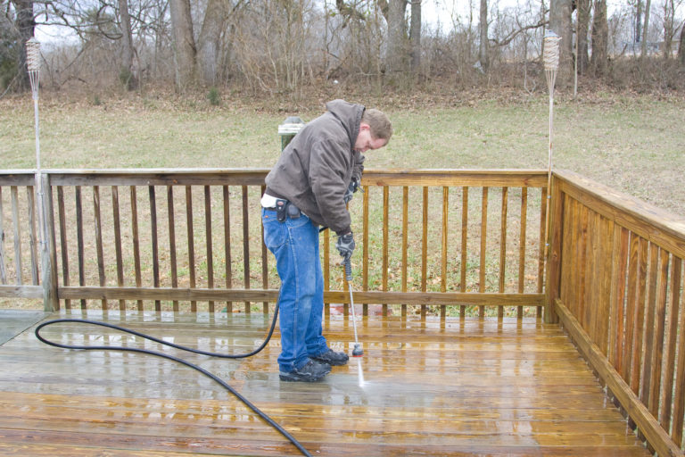 Burke Power Washing