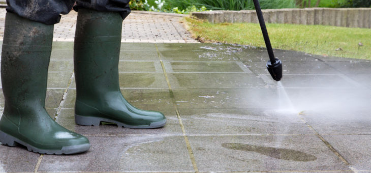 Which power washing tips should i use?